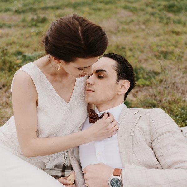 Goodbye, we elope in Provence !